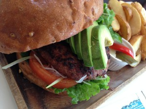 Avocado★burger